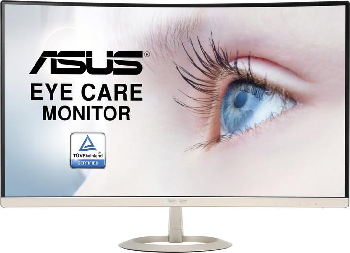 "ASUS VZ27VQ - LED monitor 27"""