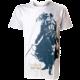 Tričko Assassin's Creed IV Black Beard, bílé (M)