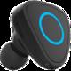 CELLY Bluetooth headset + autonabíječka, černá