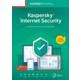 Kaspersky Internet-Security multi-device  CZ pro 4 zařízení na 12 měsíců, nová licence
