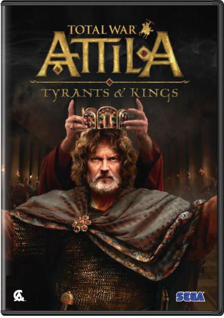 Total War: Attila - Tyrants & Kings (PC)