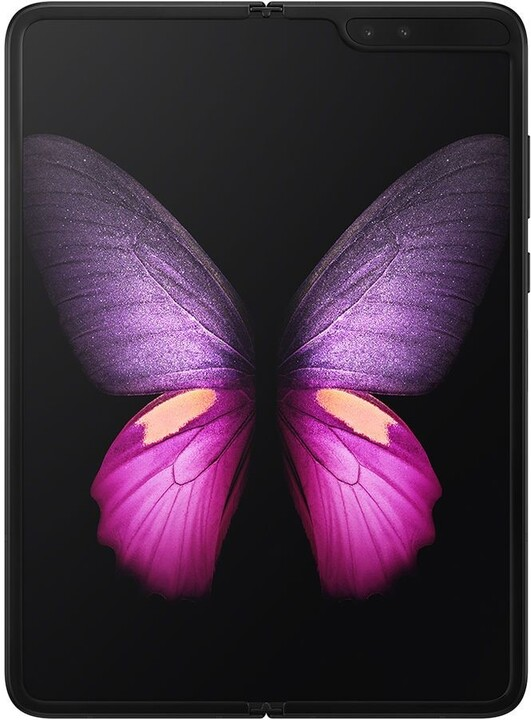 Samsung Galaxy Fold, 12GB/512GB, Single SIM, Cosmos Black