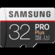Samsung Micro SDHC 32GB PRO Plus UHS-I U3 + SD adaptér