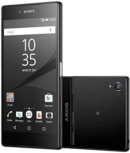 Sony Xperia Z5 Premium, černá