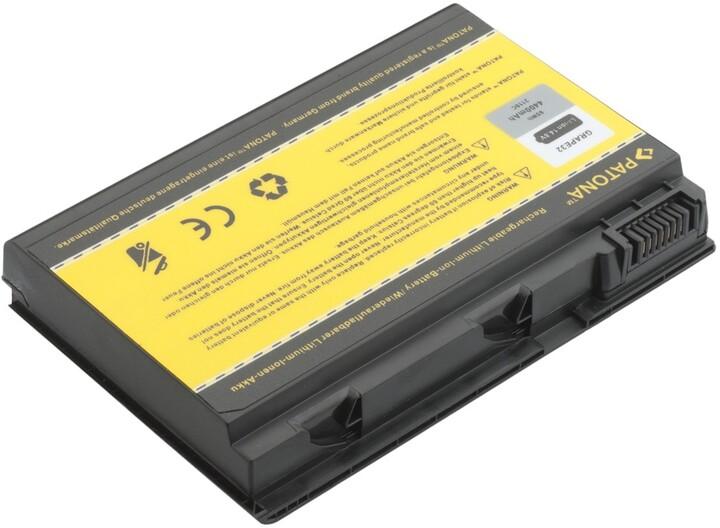 Patona baterie pro ACER, EXTENSA 5220/5620 4400mAh Li-Ion 14.8V