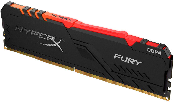 HyperX Fury RGB 8GB DDR4 3000