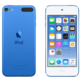 Apple iPod touch - 128GB, modrá, 6th gen.