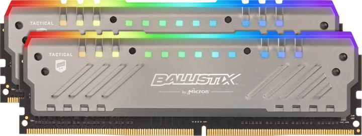 Crucial Ballistix Tactical Tracer RGB 16GB (2x8GB) DDR4 2666