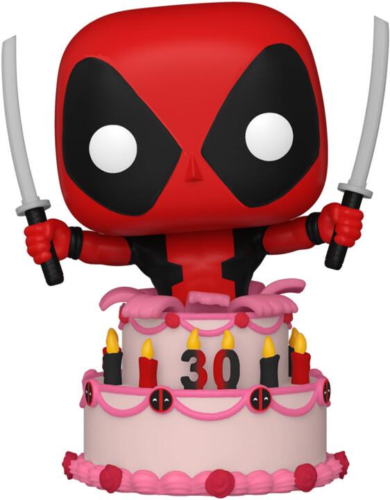 Figurka Funko POP! Deadpool - Deadpool in Cake