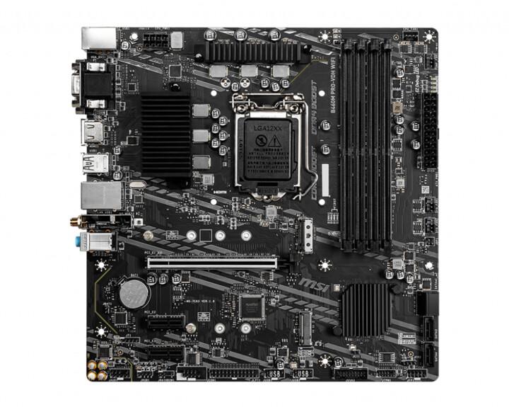 MSI B460M PRO-VDH WIFI - Intel B460