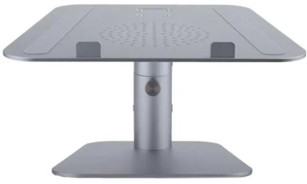 COTEetCI obousměrný podstavec pro notebook, flexibilní, hliník, stříbrná