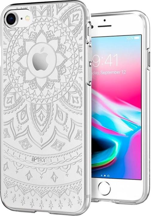 Spigen Liquid Crystal zadní kryt pro iPhone 7/8, shine pattern