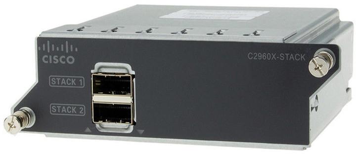 Cisco FlexStack-Plus, síťový stohovací modul