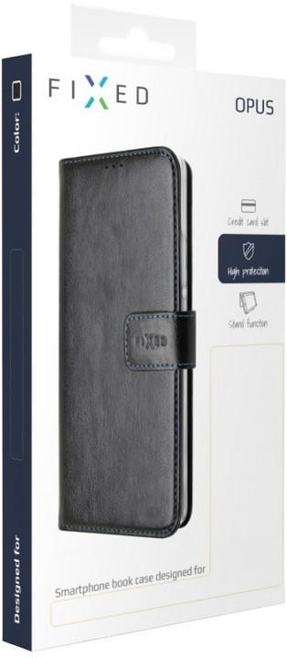 FIXED Pouzdro typu kniha Opus pro Lenovo Moto Z2 Play, černé