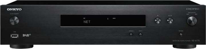 Onkyo NS-6170, černá
