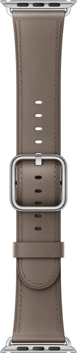 Apple watch náramek 42mm Taupe Classic Buckle