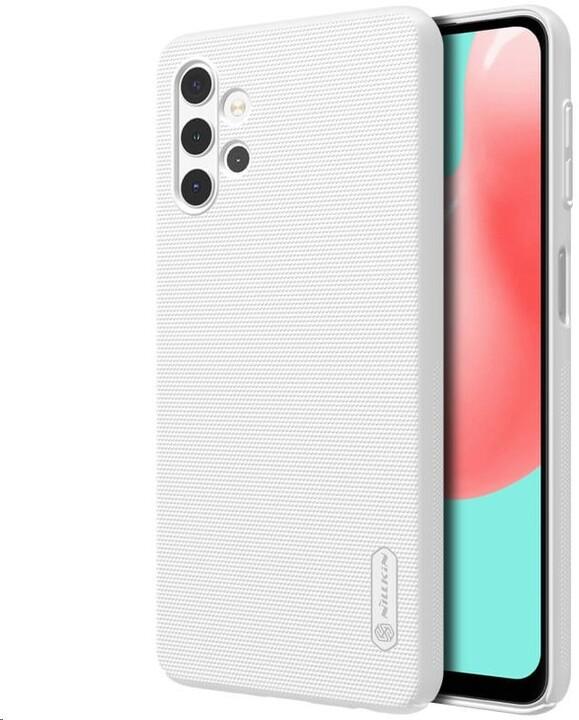 Nillkin zadní kryt Super Frosted pro Samsung Galaxy A32 5G, bílá
