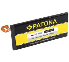 Patona baterie pro mobilní telefon Samsung Galaxy J3 (2017) 2400mAh PT3210