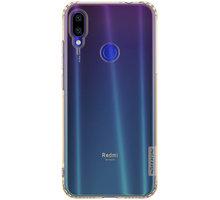 Nillkin Nature TPU Pouzdro pro Xiaomi Redmi Note 7, tawny - 2444010