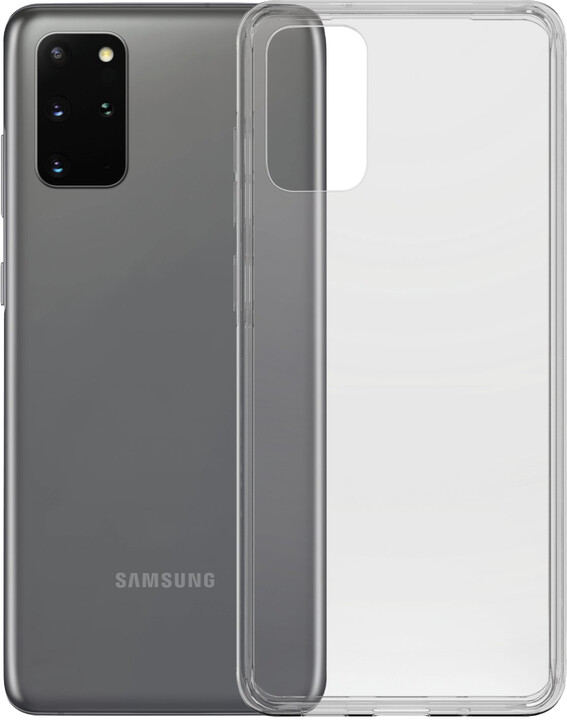 PanzerGlass ClearCase pro Samsung S20 Plus, čirá