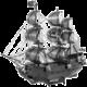 ICONX - Černá perla (černá verze)