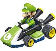 Auto pro autodráhy Carrera FIRST - Nintendo: Luigi (65020) - GCO2014