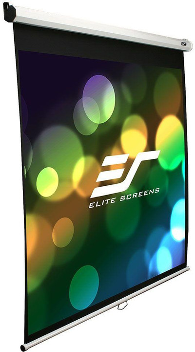 "Elite Screens plátno roleta 84"" (213,4 cm)/ 16:9/ 104,1 x 185,4 cm/ case bílý"