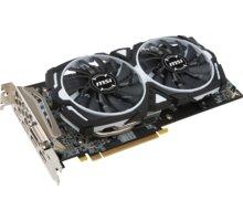 MSI Radeon RX 580 ARMOR 8G OC, 8GB GDDR5  + Xbox Game Pass pro PC na 3 měsíce zdarma + 1 hra z  výběru Borderlands 3, Ghost Recon Breakpoint