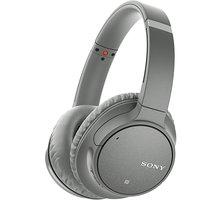 Sony WH-CH700N, šedá