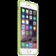 Apple Silicone Case pro iPhone 6, zelená
