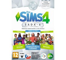 The Sims 4: Bundle Pack 6 (PC)