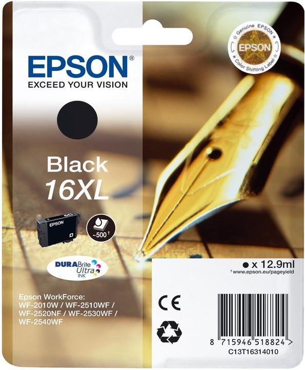 Epson C13T16314010, černá