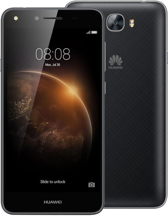 Huawei Y6 II Compact, Dual Sim, černá
