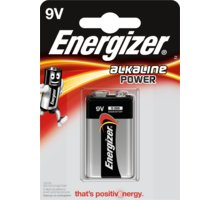 Energizer baterie 6LR61 Power Alkaline 9V - EB007