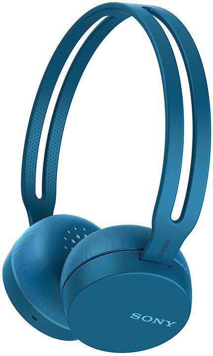 Sony WHC-H400, modrá