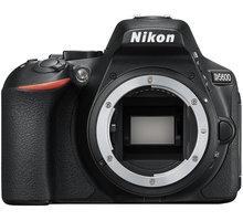 Nikon D5600 + 18-55 VR AF-P, černá - VBA500K001