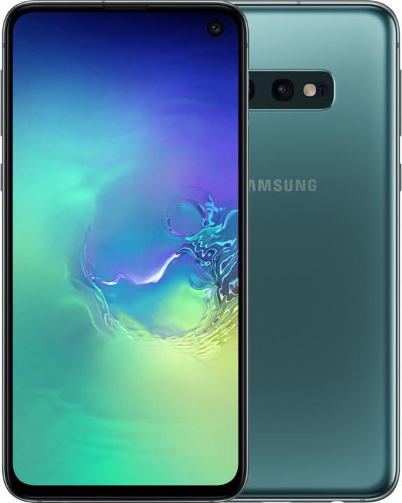 Samsung Galaxy S10e, 6GB/128GB, zelená