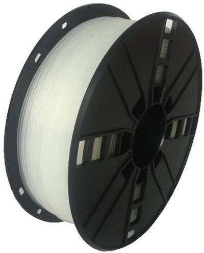 Gembird tisková struna (filament), nylon, 1,75mm, 1kg, natural