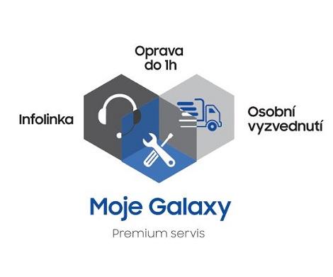 Moje Galaxy Premium servis