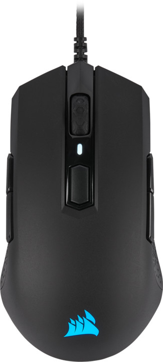 Corsair M55 RGB PRO, černá
