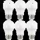 Emos LED žárovka CLS A60 9W(60W) 806lm E27 WW 6KS, teplá bílá