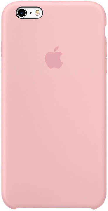 Apple iPhone 6s Plus Silicone Case, růžová