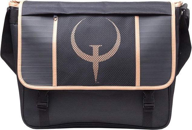 Brašna Quake - Logo
