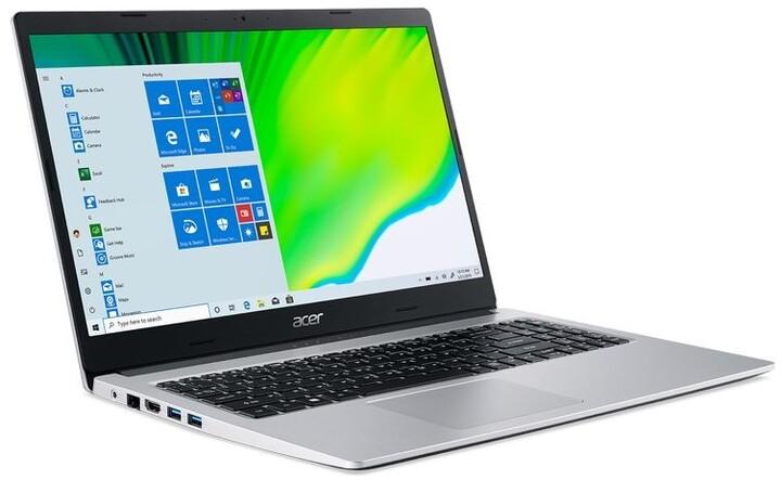 Acer Aspire 3 (A315-23-A5B9), stříbrná