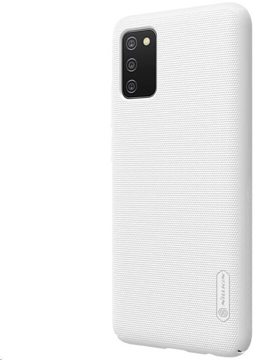 Nillkin zadní kryt Super Frosted pro Samsung Galaxy A02s, bílá