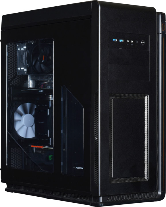 CZC PC Dual Stream a Gaming