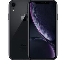 Apple iPhone Xr, 256GB, černá  + Apple TV+ na rok zdarma