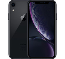 Apple iPhone Xr, 128GB, Black - MH7L3CN/A