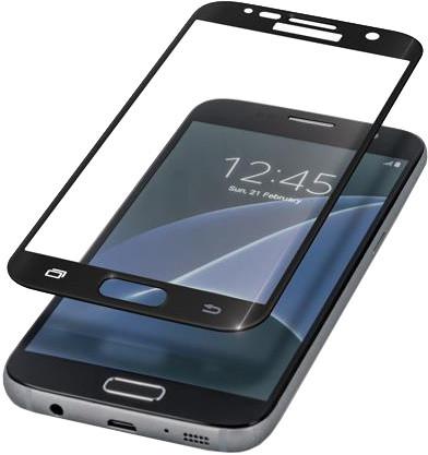 Forever tvrzené sklo 3D na displej pro Samsung Galaxy A3 2016, černá