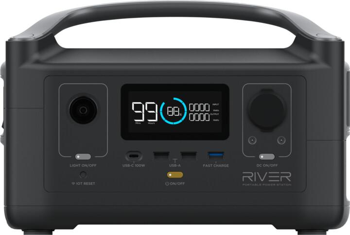 EcoFlow RIVER600 Portable Power Station